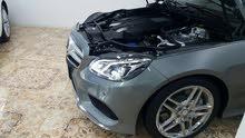 Mercedes Benz E550 AMG 2014 V8