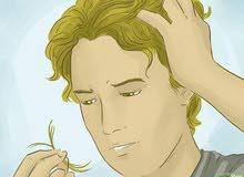 بخاخ لانبات وكثافة الشعر