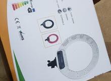رينج لايت ring light جديد للبيع