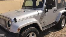 Used condition Jeep Wrangler 2012 with  km mileage