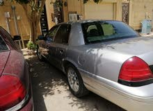 Silver Ford Crown Victoria 2005 for sale