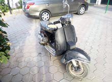 Vespa motorbike made in 2013 for sale