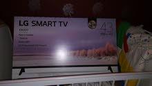 شاشة LG 43 smart 2018