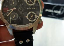 montre homme police