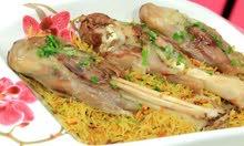 مطعم ليالي الشام للمأكولات السوريه