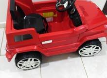سيارة اطفال  بطارية مع ريمول كنترول