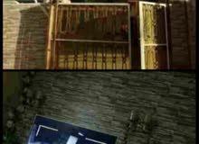 بيت طابقين 100 متر نظيف جداً - حي الجهاد بغداد