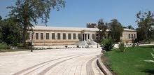 ارض للبيع في المنيل علي متحف محمد علي مباشر