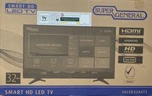 SMART HD LED TV 32 INCH SUPER GENERAL ANDROID