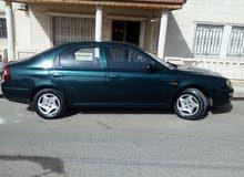 كيا شوما  مودل 2000 بحاله ممتازه للبيع