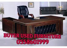 0558601999 BUYERS USED OFFICE FURNITURE BUYER