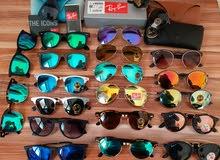 نظارات ماركات ايطالية اصلية بنص السعر