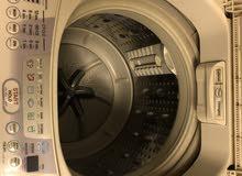 غسالة توشيبا 10كيلو ممتازة في الغسيل ولكن برنامج التنشيف لايعمل بحاجه الا تصليح
