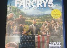 للبيع شريط FARCRY5