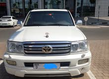 Toyota land cruiser 2007 GXr