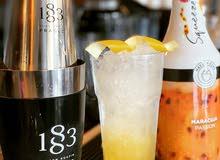 باريستا بخبرة ممتازة يجيد المشروبات الباردة و الساخنة و الوافل و الكريب