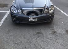Mercedes Benz E350 AMG kit