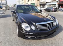 Mercedes E350 full option vcc  very clean car