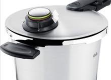 Fissler pressure cooker