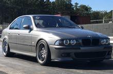 مطلوب BMW E39 2002 بحالة 3
