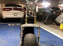 clean harlly scooter for sale with 2 battery
