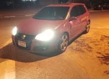 VW GTI 2009 V4 TURBO   GCC