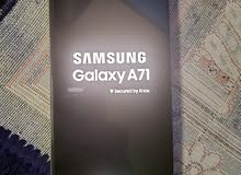 samsung A71 128GB with 11 Months warranty