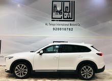 مازدا CX9 2019 فل كامل اعلى فئة - سعودي