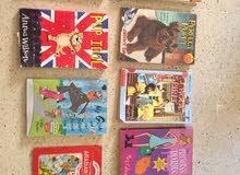 Random books for 6+ year olds