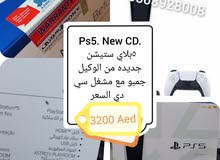 Sony Playstation 5 CD new