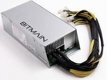 Bitmain Power Supply APW3++ 1600 watts suitable for mining devices and graphic cards
