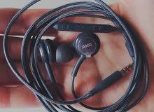 سماعات AKG - AUX Port