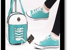 سيت حقيبة مع حذاء