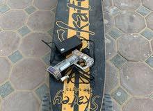 لوح تزلج كهربائي      /     Electric skateboard