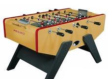طاولة سوكر فيرو ميلانو تصميم ايطالي مميز Soccer Table