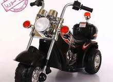 موتور كهربائي هارلي