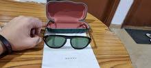 نظارة Gucci اصلية استعمال خفيف ثمن اصلي 2200 درهم