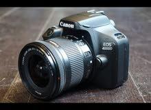 canon camera 4000D