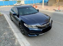 Honda Accord Coupe 2.4L with Navigation System under warranty