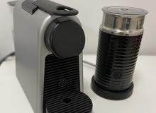 الة قهوه + الة حليب