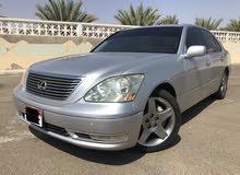 Lexus LS-430 (2005)