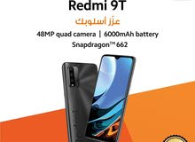 متوفر الآن Redmi 9T لدى العامر موبايل