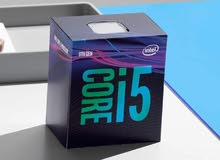 للبيع معالج Core i5  6th Generation 9400F