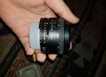 مطلوب عدسه 50mm