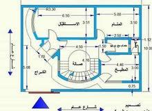 تصميم خرائط معمارية 2D/3D بسعر مغري