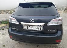 Grey Lexus RX 2010 for sale