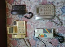 تليفونات ارضية عدد 4 بسعر مغري جدا