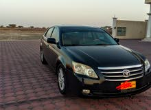 Black Toyota Avalon 2006 for sale