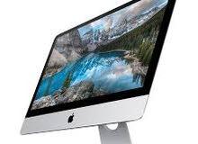 Apple iMAC All in one مع العلم معطي 3600 ومزال