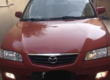 Available for sale! +200,000 km mileage Mazda 626 2004